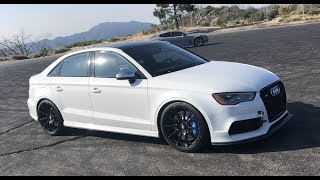 2016 Stage 3 Audi S3 - One Take