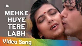 Mehke huye Tere - Govinda - Kimi Katkar - Jaisi Karni Vaisi Bharni - Rajesh Roshan - Hindi Song