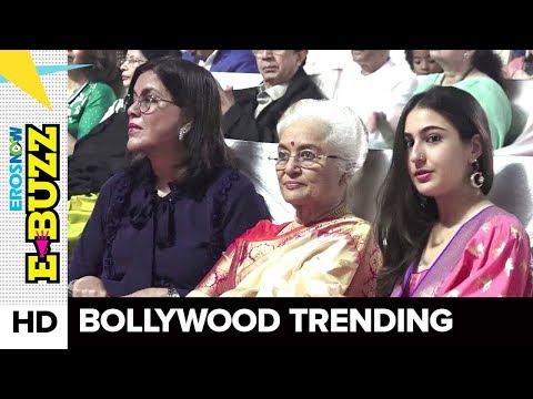 Sara Ali Khan Looked Gorgeous At An Event | Bollywood News | ErosNow eBuzz
