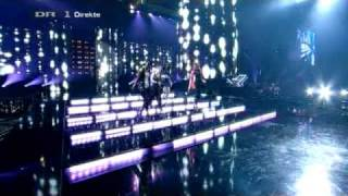 X-Factor 2010 DK finale - Deltagere - With A Little Help From My Friends