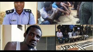 Notorious kidnapper Evans and list of other criminals SUPER Police Abba Kyari has arrested
