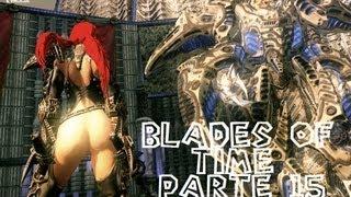 La Sexy y desnuda Pelirroja VS Capitán de la Guardia Celeste | Blades Of Time: Parte 15