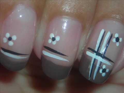 Nail Art Neutrals Diseño de Uñas
