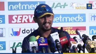 2nd Test Pre Match Media Conference - England tour of Sri Lanka 2018