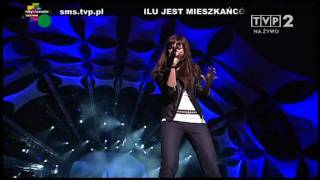 Ewa Farna - Cicho (LIVE @ Hity na czasie 26-07-09) HD