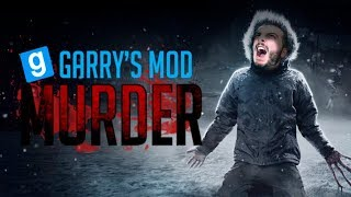 NIEVE ROJA | GARRY'S MOD MURDER c/ None, Zellen, Manola y Obol