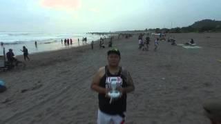 Lanjalan with Drone Phantom 3 propesional pantai parang teritis jogja