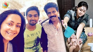 GV Prakash Completes Shooting for Bala's Naachiyaar | Jyothika Next Movie Latest News