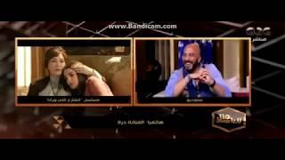 لميس الحديدي تحرج الفنانة درة وتجعلها تعترف بقصة الشارع اللي ورانا