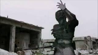 Black Power Ranger Turned To Stone