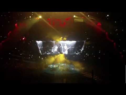 U2 360 3D  MEXICO 360 INTRO EVEN BETTER THAN THE REAL THING  HD 720p