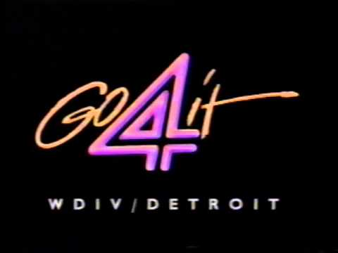 1986 WDIV Go 4 It bumper