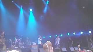 The Vamps performing Little Things (cover)