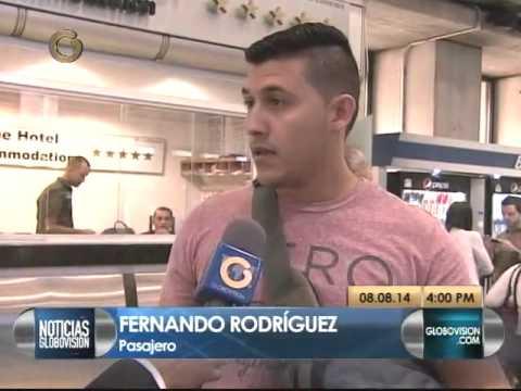 Pasajeros de TAP varados en Maiquetía por huelga de pilotos