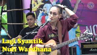 Lagi syantik  (live cover version)   Nufi Wardhana , Taman Botani Sukorambi Jember 5 Agustus 2018