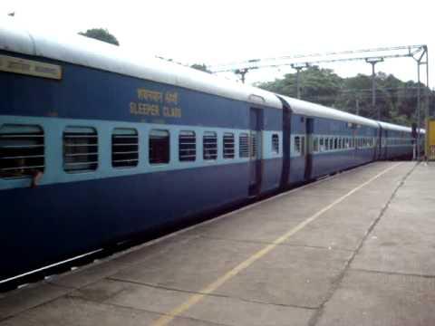 longest train in india