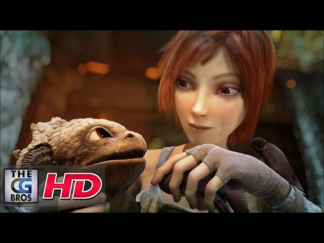 "CGI 3D Animated Short Classic : ""Sintel"" - by Blender Foundation"