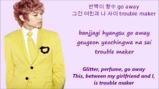 Teen Top No More Perfume On You[Han+Rom+Eng Lyrics]
