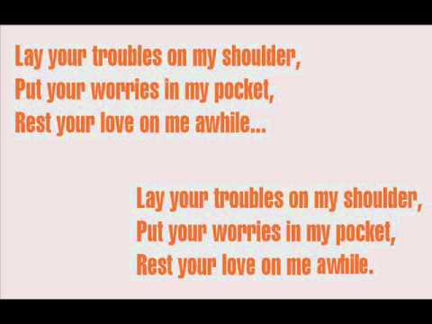 Rest Your Love On Me by: The Bee Gees