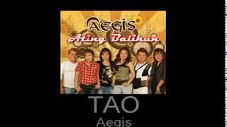 Tao By Aegis (With Lyrics)
