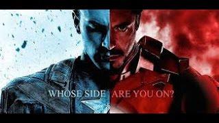 Marvel - Civil War - trailer ITA 2016