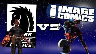 Одно из двух # 10  Dark Horse vs Image Comics