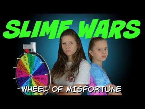 Xxx Mp4 MYSTERY WHEEL OF SLIME CHALLENGE SLIME WARS Taylor And Vanessa 3gp Sex