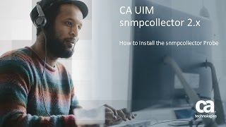 How to Install the snmpcollector Probe 2.x