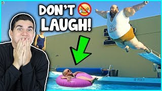 Try Not To Laugh Or Grin Challenge! (YOU WILL LOSE)
