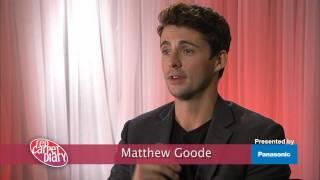 Matthew Goode of
