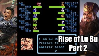 Destiny of an Emperor Rise of Lu Bu Walkthrough Let's Play - Part 2 Hu Lao Gate and Xia Pi