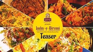 EID Festival Biryani | Jashn-e-Biryani Teaser | India Gate Basmati Rice