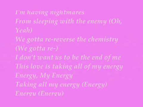 Keri Hilson Energy lyrics