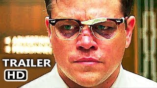 SUBURBICON Trailer (Comedy - 2017) Matt Damon