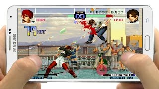 King of Fighters 2002 Super Magic Plus para Android + Descarga