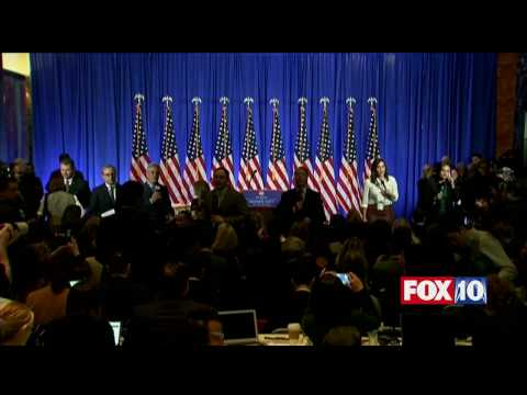 FULL COVERAGE Donald Trump Press Conference FIRST Press Conference of 2017