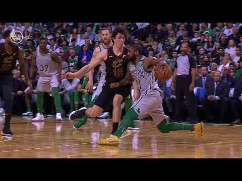 Xxx Mp4 Best 20 Crossovers And Handles From Week 17 Of The NBA Season Kyrie Damian Lillard And More 3gp Sex