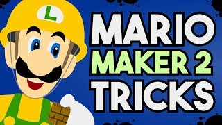 7 Basic Super Mario Maker Tricks, that work in Super Mario Maker 2!