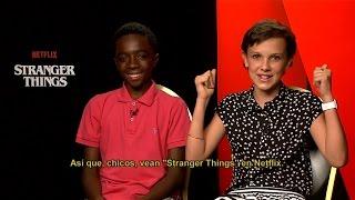 Stranger Things - La serie sensación de Netflix