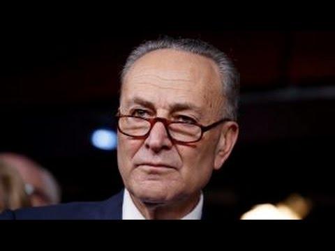Dobbs: Chuck Schumer is the head clown of Democrats