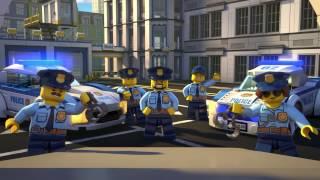 Brick Boss | Part 2 - LEGO City Police