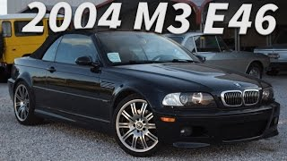 2004 BMW M3 (E46) SMG Convertible || Full Tour & Driving Review