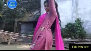 Village girl dance in home|| bangla village girl dance 2017|| Viral dance 2017