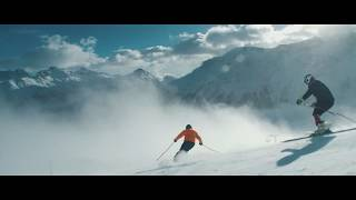 Explore Limitless, with Allianz: Millie Knight and Brett Wild