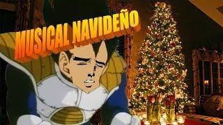 Vegeta gemidos locos - Musical Navidad Parodia - 6D1ME