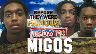 MIGOS - Before They Were Famous - Bad and Boujee - UPDATED