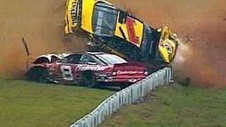 Best NASCAR Crashes at Pocono