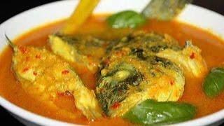 Resep Masakan Ikan Mujair Kuah Kuning