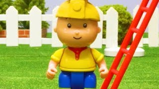 NEW! RESCUING GILBERT | Caillou Stop Motion | Funny Animated cartoons Kids | Cartoon Movie
