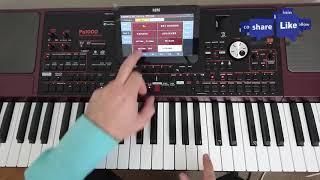 آموزش ساده نوازندگی با کیبورد - ارگ | KORG Persian Music